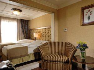 سوئیت هتل سنترال پلاس