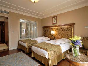 اتاق دبل هتل سنترال پلاس استانبول