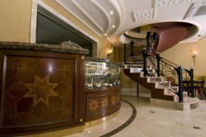 سالن هتل سنترال پلاس استانبول