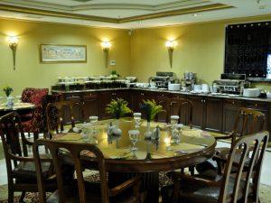 رستوران هتل سنترال پلاس استانبول