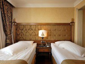 اتاق دو تخته هتل سنترال پلاس استانبول