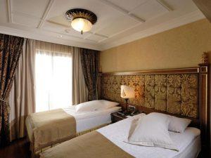 اتاق دو تخته هتل سنترال پلاس