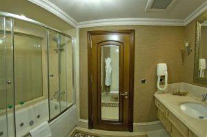 سرویس حمام و دستشویی هتل سنترال پلاس استانبول