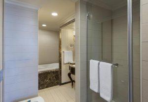 سویس حمام و دستشویی هتل الیت ورد استانبول