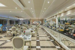 رستوران هتل الیت ورد استانبول