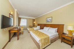 اتاق 3 تخته هتل گرند اوزتانیک