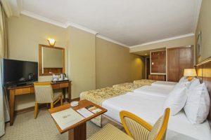 اتاق 3 تخته توئین هتل گرند اوزتانیک
