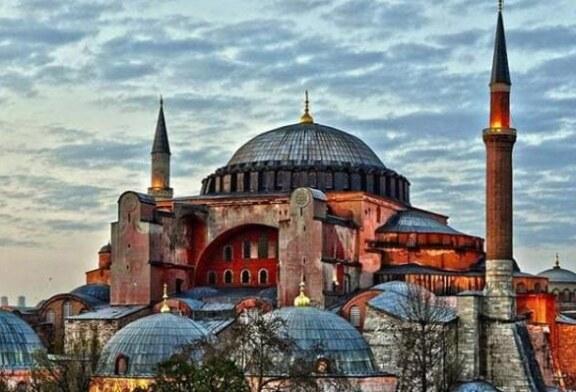 استانبول مسجد ایاصوفیه
