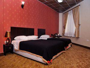 اتاق دبل هتل آرامش