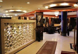 لاوی هتل آرامش