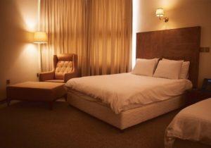 اتاق دبل هتل ریال قائم کیش