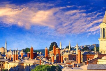 کاخ توپکاپی استانبول