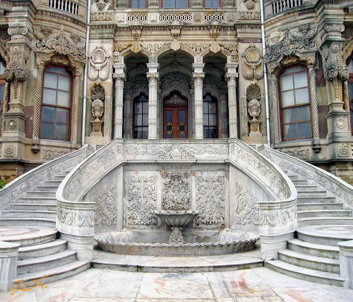 عکس کاخ توپکاپی استانبول