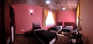 اتاق 3 تخته هتل آرامش کیش