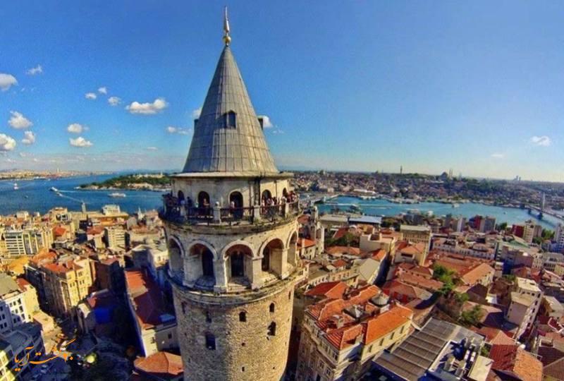 برج گالاتا استانبول