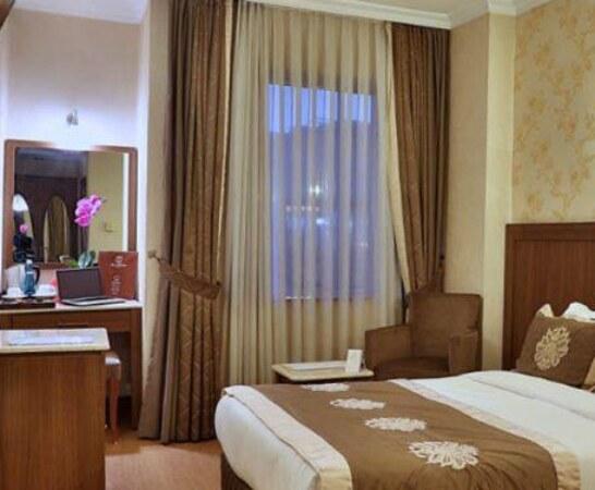 تور استانبول هتل گرند هیلاریوم