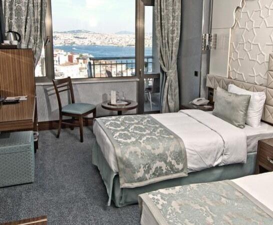 تور استانبول هتل گرند استار