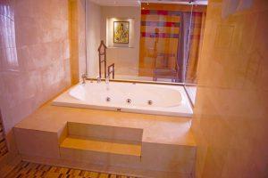 سرویس حما دستشویی هتل گرین پارک تکسیم