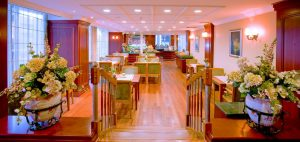 رستوران هتل گرین پارک تکسیم