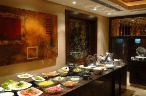 رستوران هتل تایتانیک سیتی استانبول