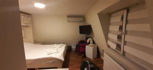 اتاق 2 تخته هتل نوا فلتس استانبول