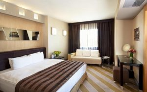 اتاقدبل هتل پوینت استانبول
