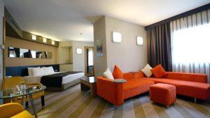 سوئیت دبل هتل پوینت استانبول