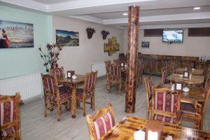 رستوران هتل ریدل استانبول