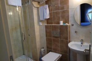 حمام و دستشویی هتل ریدل استانبول