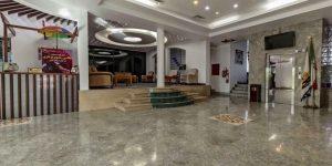 لابی هتل سان رایز کیش