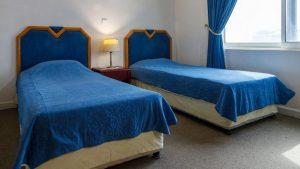 تصویر اتاق 3 تخته هتل سان رایز کیش