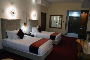تصویر اتاق 3 تخته هتل ویدا کیش