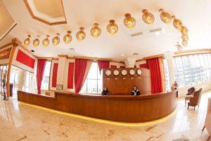 پذیرش هتل ویدا کیش