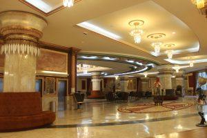 عکس لابی هتل ویدا کیش