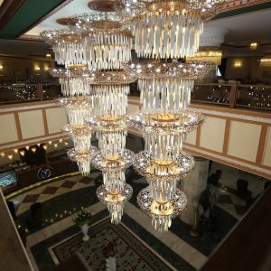 تصویر لابی هتل ویدا کیش