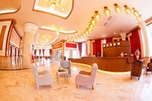 لابی هتل ویدا کیش