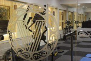 سالن بدن سازی هتل ویدا کیش