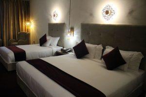 اتاق 3 تخته هتل ویدا کیش