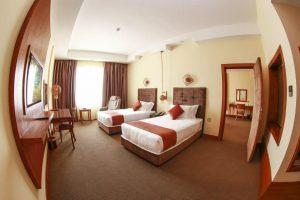 عکس اتاق کانکت هتل ویدا کیش