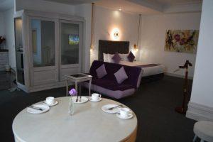 اتاق کینگ هتل ویدا کیش