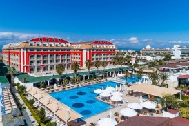 تور  آنتالیا هتل اورنج کانتی بلک