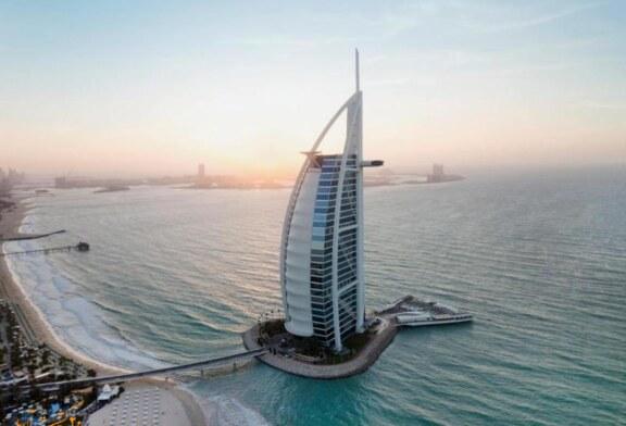 تور دبی هتل برج الاعرب