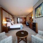 اتاق های هتل ددمان استانبول
