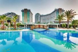 تور آنتالیا هتل شروود دریمز