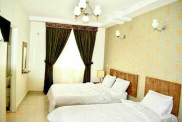 تور مشهد هتل قاضی